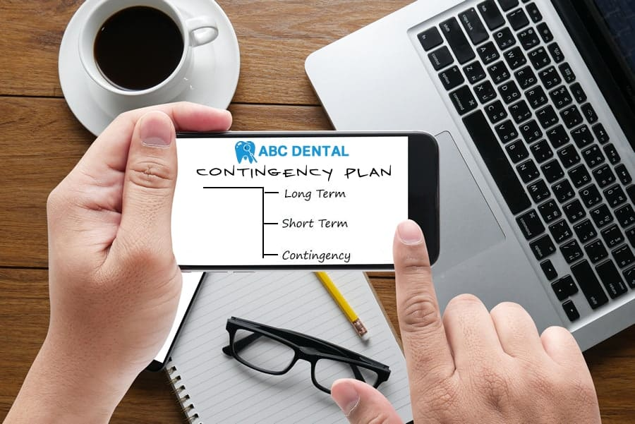 Do you have a practice contingency plan?