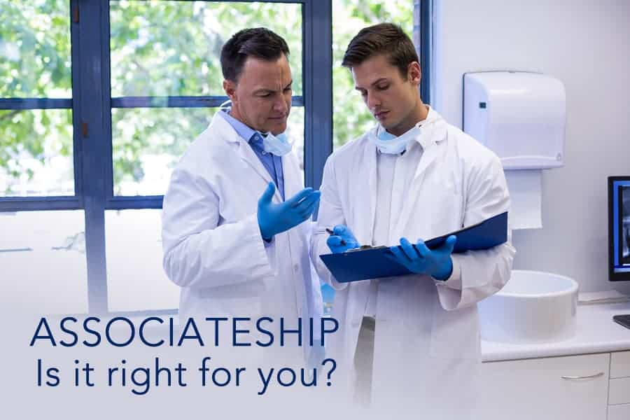 Associateship – Is it right for you?